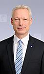 Dr. Andreas Gruchow  Mitglied des Vorstandes der Deutschen Messe, Hannover.  Member of the Board of Deutsche Messe, Hannover.