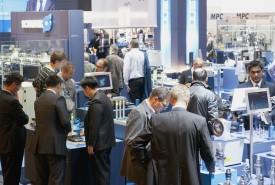 Die wichtigste Anlaufstelle für internationale Produktionsexperten ist die EMO in Hannover