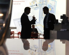 The exhibits on display at EMO Hannover represent the entire range of state-of-the-art metalworking products