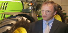 Global Director Mid Tractor Product Line der John Deere Werke in Mannheim