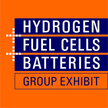Hydrogen + Fuel Cells + Batteries Group exhibit