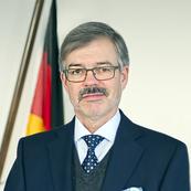 H.E. Dr. Hans Carl von Werthern