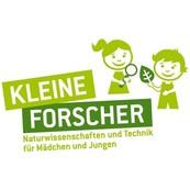 """Logo Stiftung """"Haus der kleinen Forscher"""""""