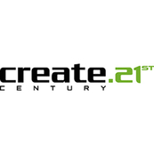 Logo create-mediadesign GmbH
