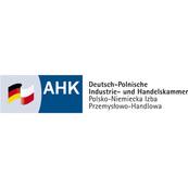 Logo Deutsch-Polnische Industrie- und Handelskammer (AHK Polen)