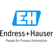 Logo Endress+Hauser Messtechnik GmbH+Co. KG