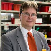 Lufthansa Industry Solutions, Dr.-Ing. Florian von der Hagen