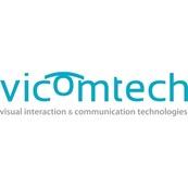 Logo VICOMTECH