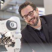 Technische Universität München, Prof. Dr.-Ing. Sami Haddadin