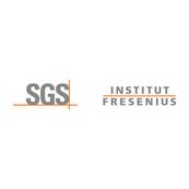 Logo SGS Institut Fresenius GmbH