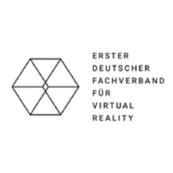 Logo Erster Deutscher Fachverband für Virtual Reality e.V.
