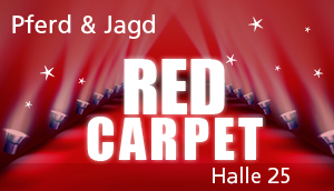 Pferd & Jagd RED CARPET