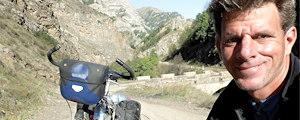Radreiseexperte Andreas Thinius