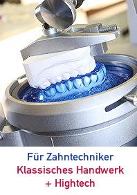 Für Zahntechniker