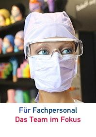 Für zahnärztliches Fachpersonal