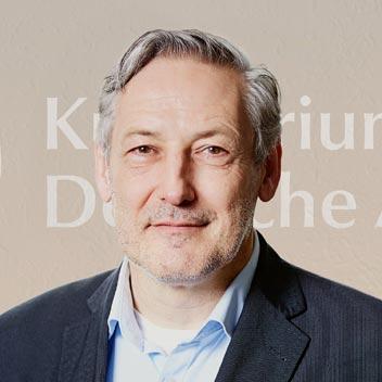 Prof. Frank Schulz-Nieswandt, Vorstand des KDA