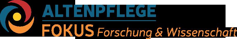 ALTENPFLEGE FOKUS Forschung & Wissenschaft