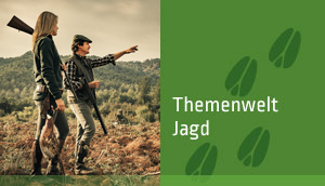 Themenwelt Jagd