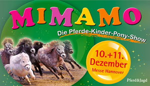 MiMaMo - Die Pferde-Kinder-Pony-Show - 7. Dez. 2014