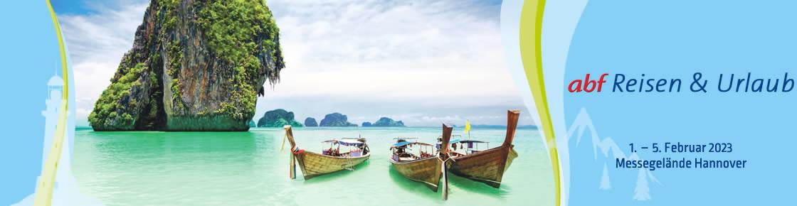 Bereichskopf Reisen + Urlaub