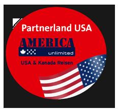 Partnerland USA - America Unlimited - USA & Kanada Reisen