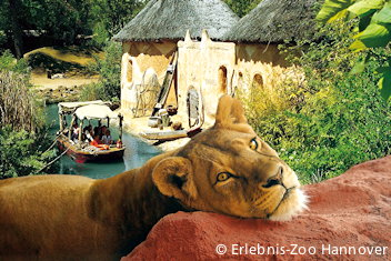 Sambesi Erlebnis-Zoo Hannover