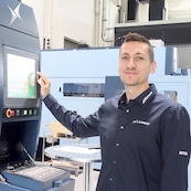 MATSUURA Europe GmbH,  Michael Harsch, M.Sc.