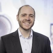 Stratasys GmbH,  Florian Böhringer