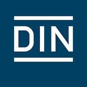 Logo DIN Deutsches Institut für Normung e.V.