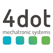 Logo 4dot Mechatronic Systems s.r.o.