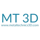 Logo Metal Technics 3D