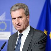 European Commission,  Günther H. Oettinger