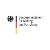 Logo bei der Bundesministerin für Bildung und Forschung