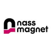 Logo nass magnet GmbH
