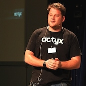 Actyx AG,  Oliver Stollmann