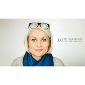 Logo [BK] BETTINA KAHLAU - EXECUTIVE CONSULTING