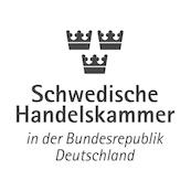 Logo Schwedische Handelskammer in der Bundesrepublik Deutschland