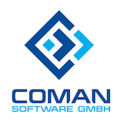 Logo COMAN Software GmbH