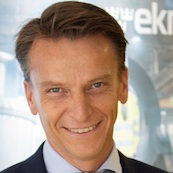 Exportkreditnämnden / The Swedish Export Credit Agency,  Kjell Forsberg