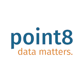 Logo Point 8 GmbH