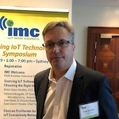 IoT M2M Council,  Keith Kreisher