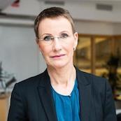 RISE,  Pia Sandvik
