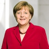 The Federal Republic of Germany,  Angela Merkel