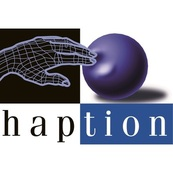 Logo Haption GmbH