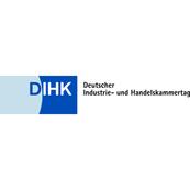 Logo Deutscher Industrie- und Handelskammertag e.V. (DIHK)