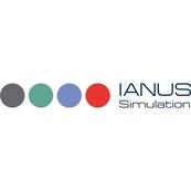 Logo IANUS Simulation GmbH