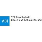 Logo VDI-Gesellschaft Bauen und Gebäudetechnik (VDI-GBG)