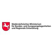 Logo Niedersächsisches Ministerium für Bundes- und Europaangelegenheiten und Regionale Entwicklung