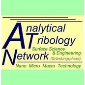 Logo Analytical Tribology Network (Gründungsinitiative)