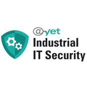 Logo @yet Industrial IT Security GmbH